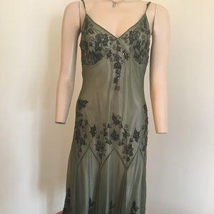 Adrianna Papell Elegant Princess Dress NWT